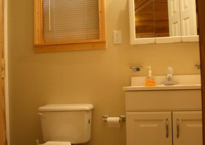 Sink and Commode
